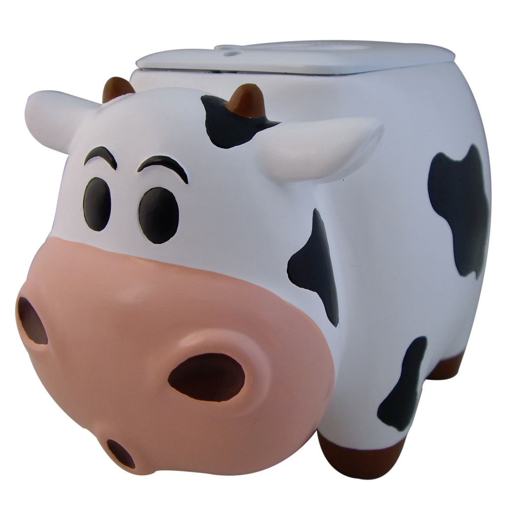 Animal Coin Banks Popular Cow Piggy Bank Buy Cheap Cow Piggy Bank Lots From