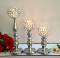 Online Buy Wholesale crystal beaded votive candle holders ...