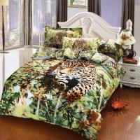 Aliexpress.com : Buy Jungle Animal Cheetah Print 3D ...