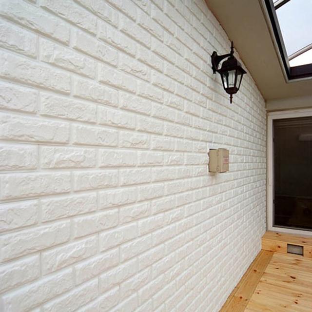 funlife xcm brick design pe foam decocrative wall sticker funlife pc direction vinyl young bedroom art mural wall