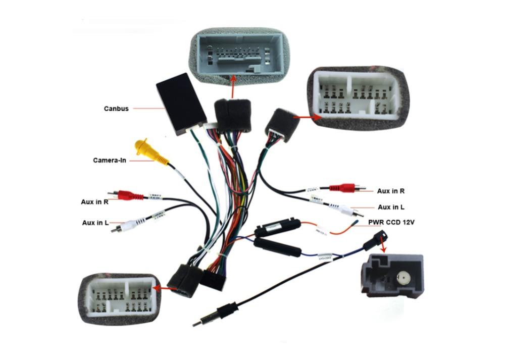 Car Iso Wiring Diagram Cruze radio harness autos post Car trailer