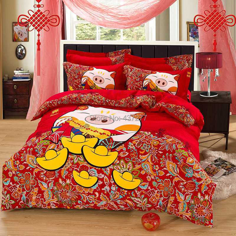 Popular Money Print Bed Sheets