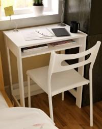 IKEA children's creative minimalist desk computer desk ...