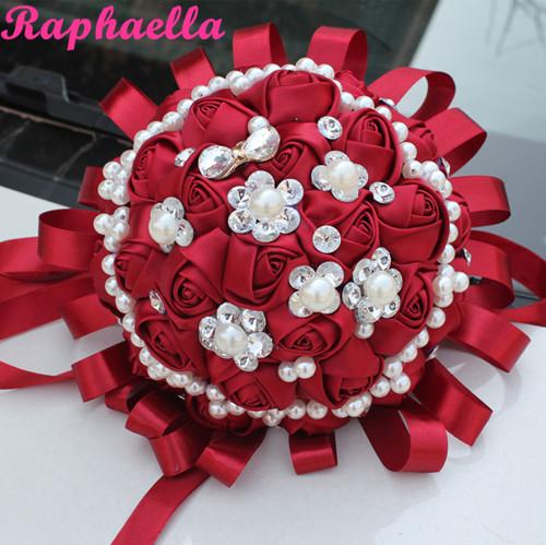 Popular Silk Bouquet Holders Buy Cheap Silk Bouquet