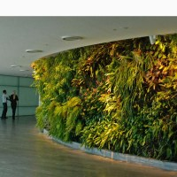 High end luxurious decoration Artificial plants interior ...