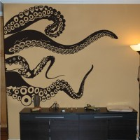 Related Keywords & Suggestions for octopus mural