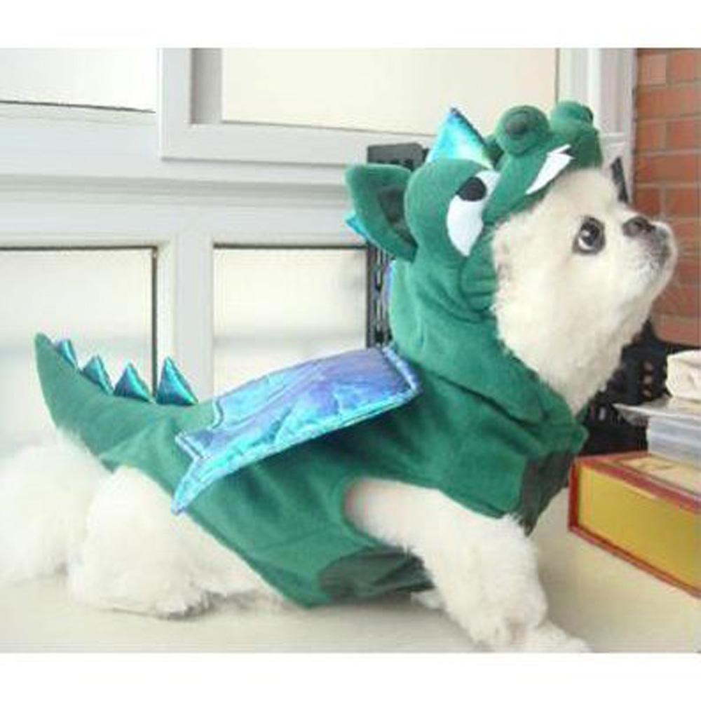 Dog Dragon Costume