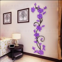 3d Wall Decals For Living Room - p Wall Decal