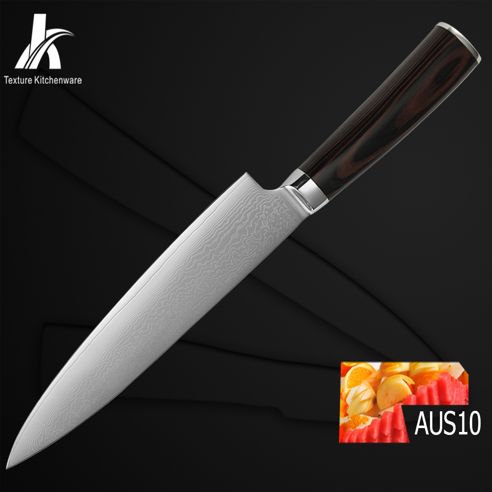brand top selling meat cutter chef knife damascus pattern kitchen knife brands buy kitchen knife brands product alibaba