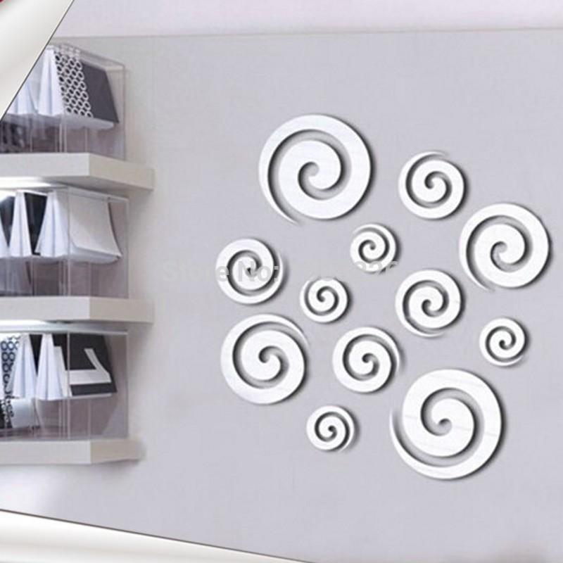 wall stickers home decor wall sticker acrylic mirror wall stickers mirror sticker modern wall decor ideas light room design