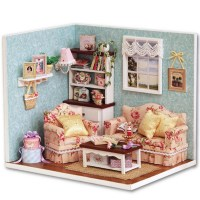 Popular Dollhouse Furniture Kits-Buy Cheap Dollhouse ...