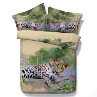 Leopard Print Comforter Set Full Bed Promotion-Shop for ...