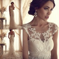 Aliexpress.com : Buy High Fashion 2015 Lace Wedding