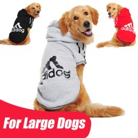 Big Dog Clothes Coat For Dogs Large Size Winter Warm ...