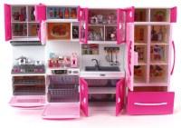 Kawaii Hello Kitty Girl Kids Multifunctional Kitchen Toys ...