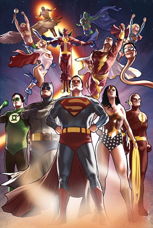 justice league america superman wonderwoman batman hero poster wall wall graphics sticker smaller extra stickers