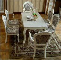 Modern Style Italian Dining Table, 100% Solid Wood Italy ...