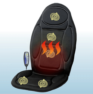 Free Shipping For Heat Seat Pad Massage Cushion Electric