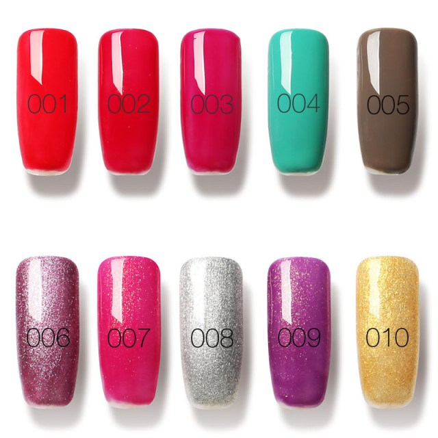 65ml6 color uv gel nail polish gel long lasting soak off gel nail make yourself beautiful please do not forget the handsome husband give your husband to buy some new razor blade bar solutioingenieria Images