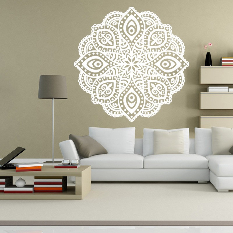 wall stickers diy wall stickers home decor indian hindu buddha wall decor wall art wall decor wall stickers shopclues