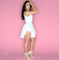Popular All White Party Dress-Buy Cheap All White Party ...