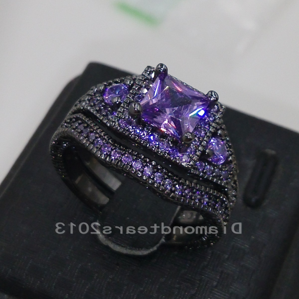 purple diamond wedding ring katinabags com download - Purple Diamond Wedding Ring