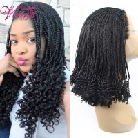 Micro Braid Wig | Short Hairstyle 2013