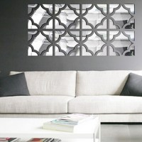 Decorative Stickers For Mirrors - Home Design