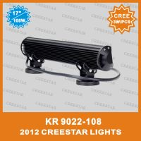 2014 Hot sale off road roof light bar 4x4 double row led ...