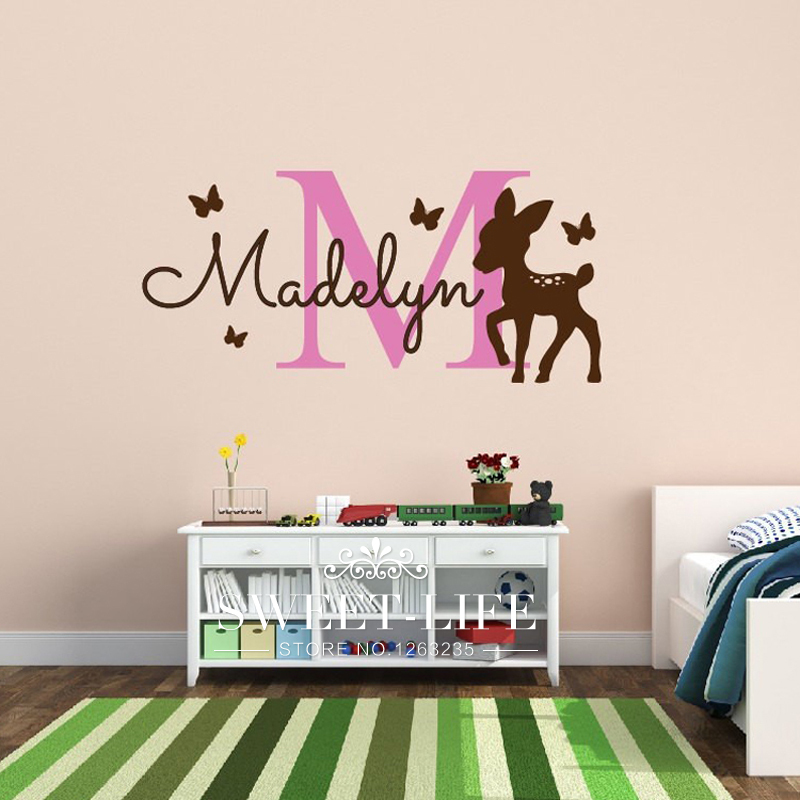 sika deer wall stickers home decor home decoration custom wall wall decoration sticker wall decals wall stickers buy wall stickers