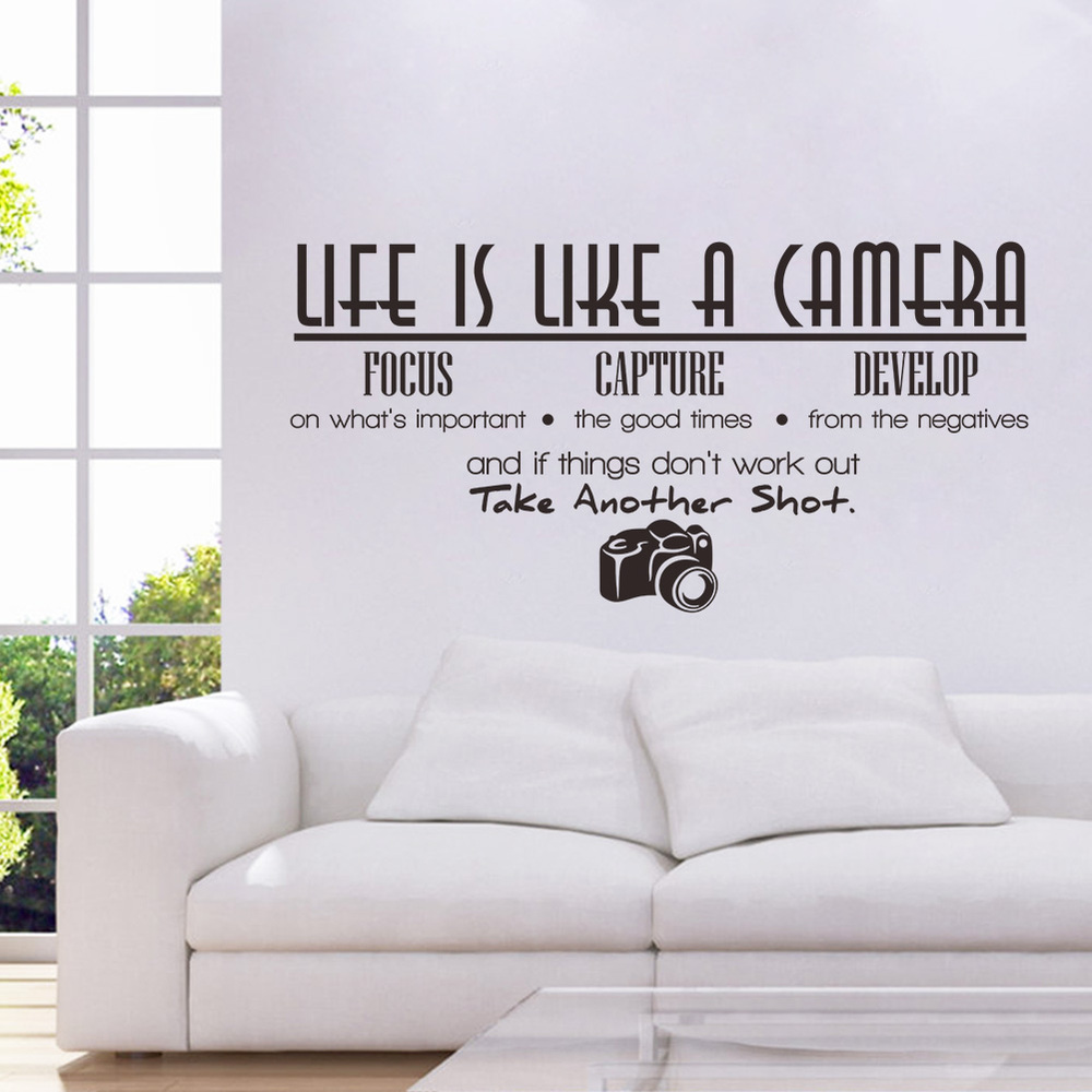 Home Décor Items Study Quotes Wall Sticker Quote Words Decal Vinyl Decor Mural Home Furniture Diy Cruzeirista Com Br