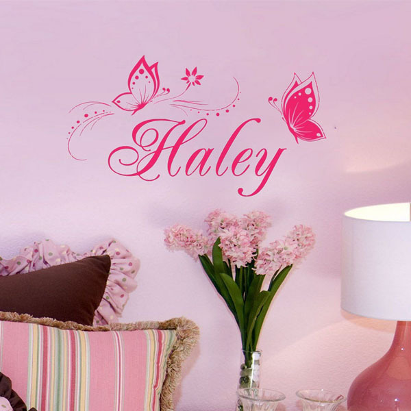 custom wall decal butterflies vinyl wall sticker decoration wall sticker decor beautiful wall sticker decoration