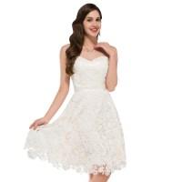 Aliexpress.com : Buy New Fashion Women Sweetheart White ...