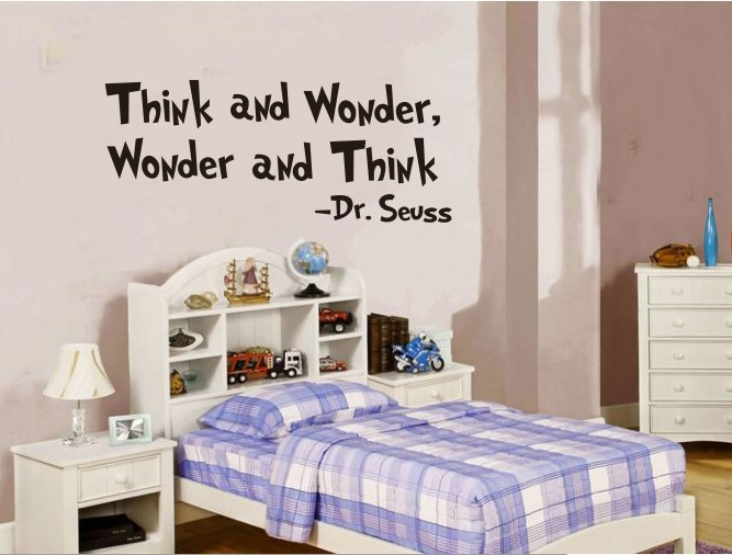 dr seuss wall decal quote wall decals vinyl stickers home decor zy giant dr seuss wall decals