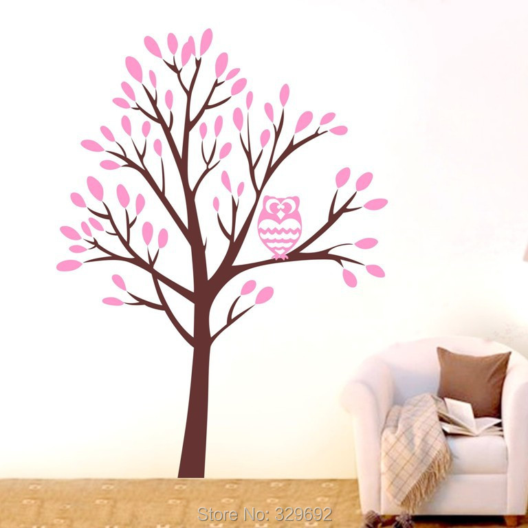 room large tree removable vinyl wall art decal decor bunda daffa pics photos decal vinyl wall decals