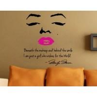 Popular Marilyn Monroe Wall Decals-Buy Cheap Marilyn ...