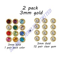 Online Buy Wholesale studex earrings from China studex ...