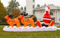 Popular Outdoor Christmas Sleigh-Buy Cheap Outdoor ...
