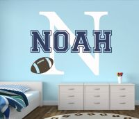 Sports Decals For Baby Room