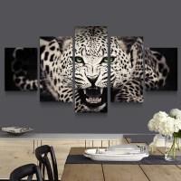 Popular Leopard Wall Art-Buy Cheap Leopard Wall Art lots ...