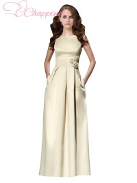 Wedding Guest Bridesmaid dress Custom made A line Formal ...