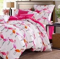 Home Textile, Grils Unique Duvet Cover Bed Set 4 Pieces ...