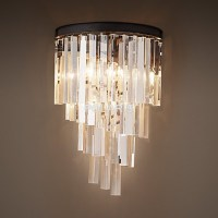 Popular Crystal Chandelier Sconces-Buy Cheap Crystal ...