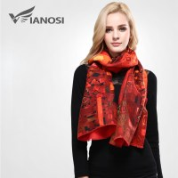 Aliexpress.com : Buy [VIANOSI] 2016 Brand Wool Scarf Women ...