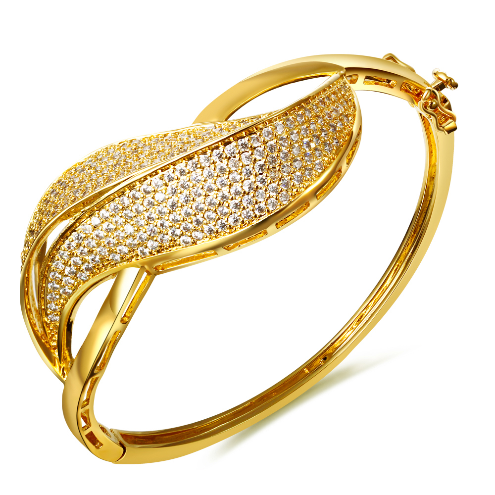 Ladies Gold Bracelet Bangle Images