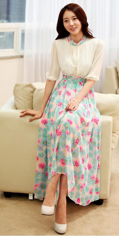 Fashion Trends Wholesale Maxi Dresses