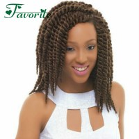 12'' Synthetic crochet braids senegalese Twists Braiding ...