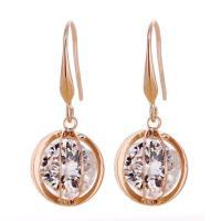New Design Drop Long Earrings Trendy Gold Plated Dangle ...