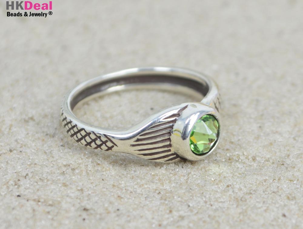 NEW Mako Mermaid Ring H2O Just Add Water Moon Ring Mermaid