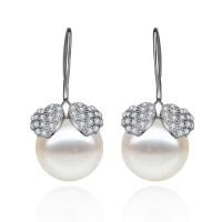 White Gold Earrings For Women | White Gold